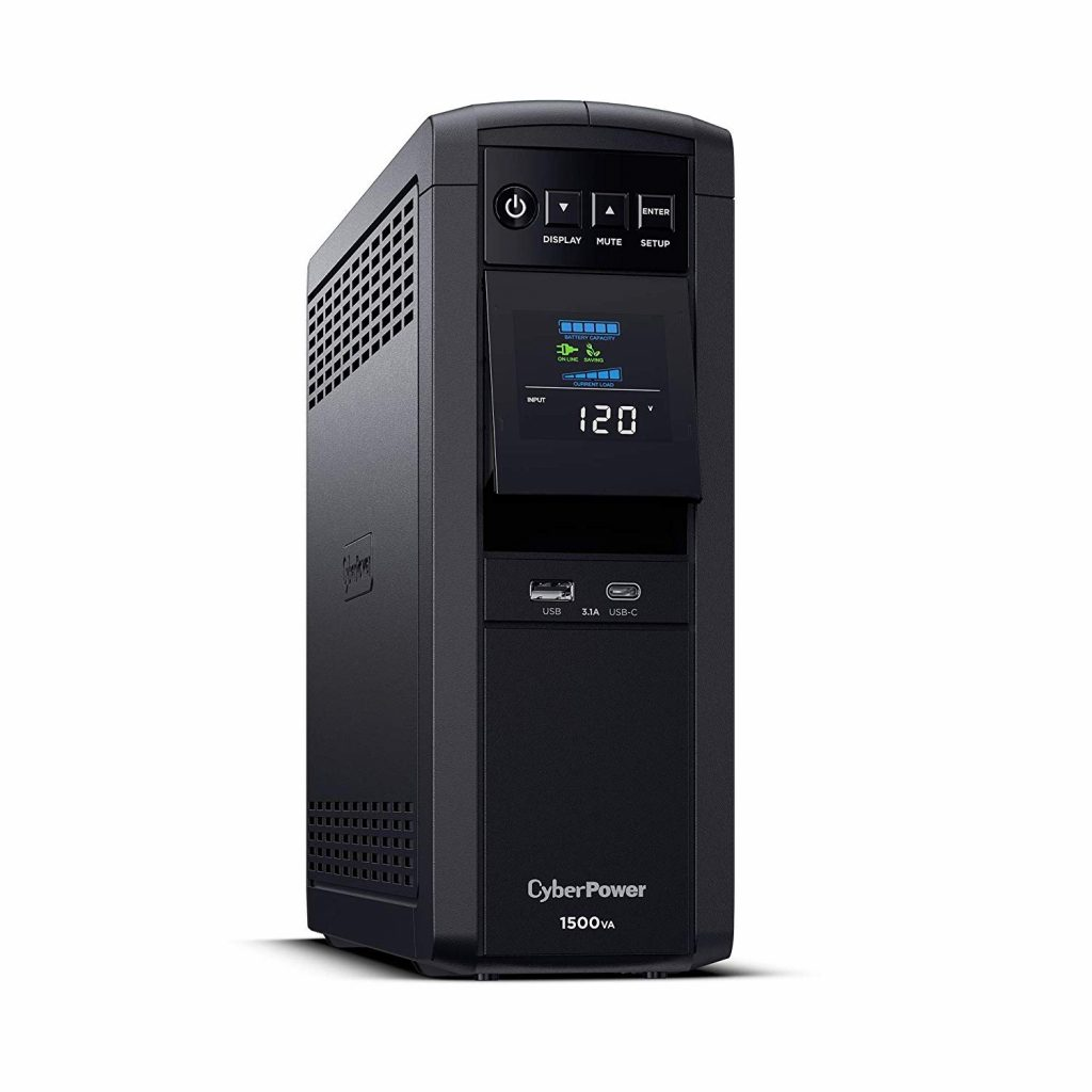 cyber power best ups for pc